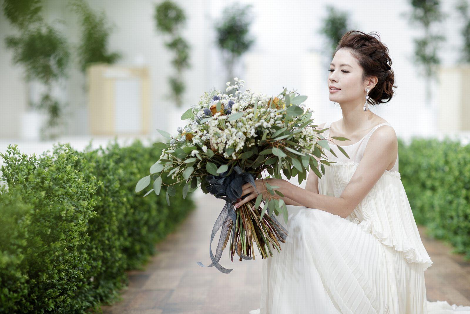 徳島県の結婚式場ブランアンジュのナチュラルなチャペル