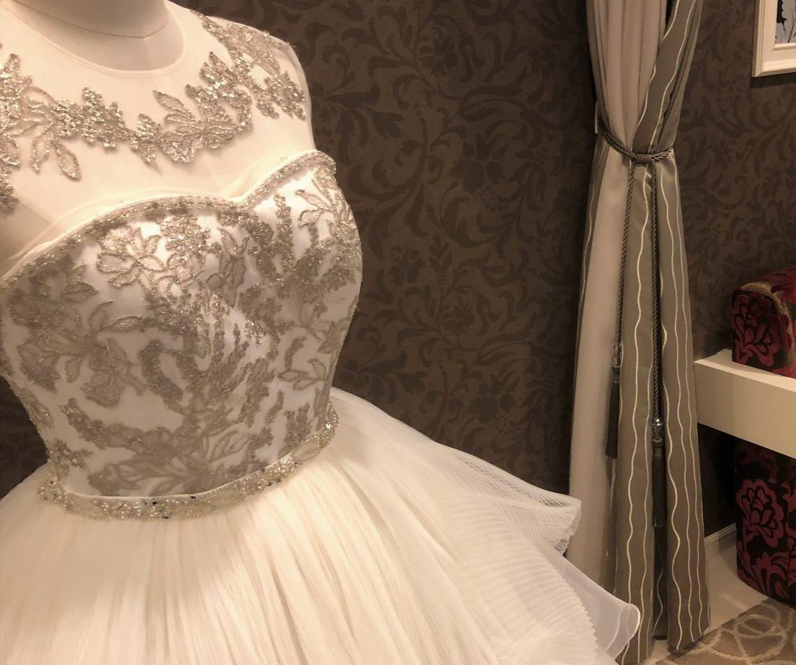 ブランアンジュのドレス