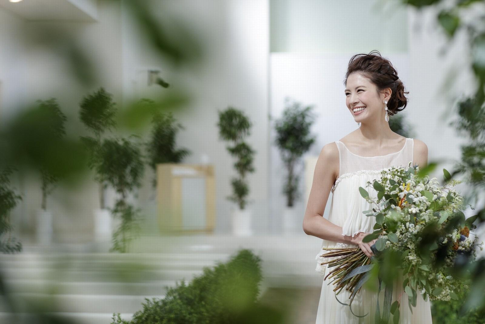 徳島県の結婚式場ブランアンジュの挙式会場