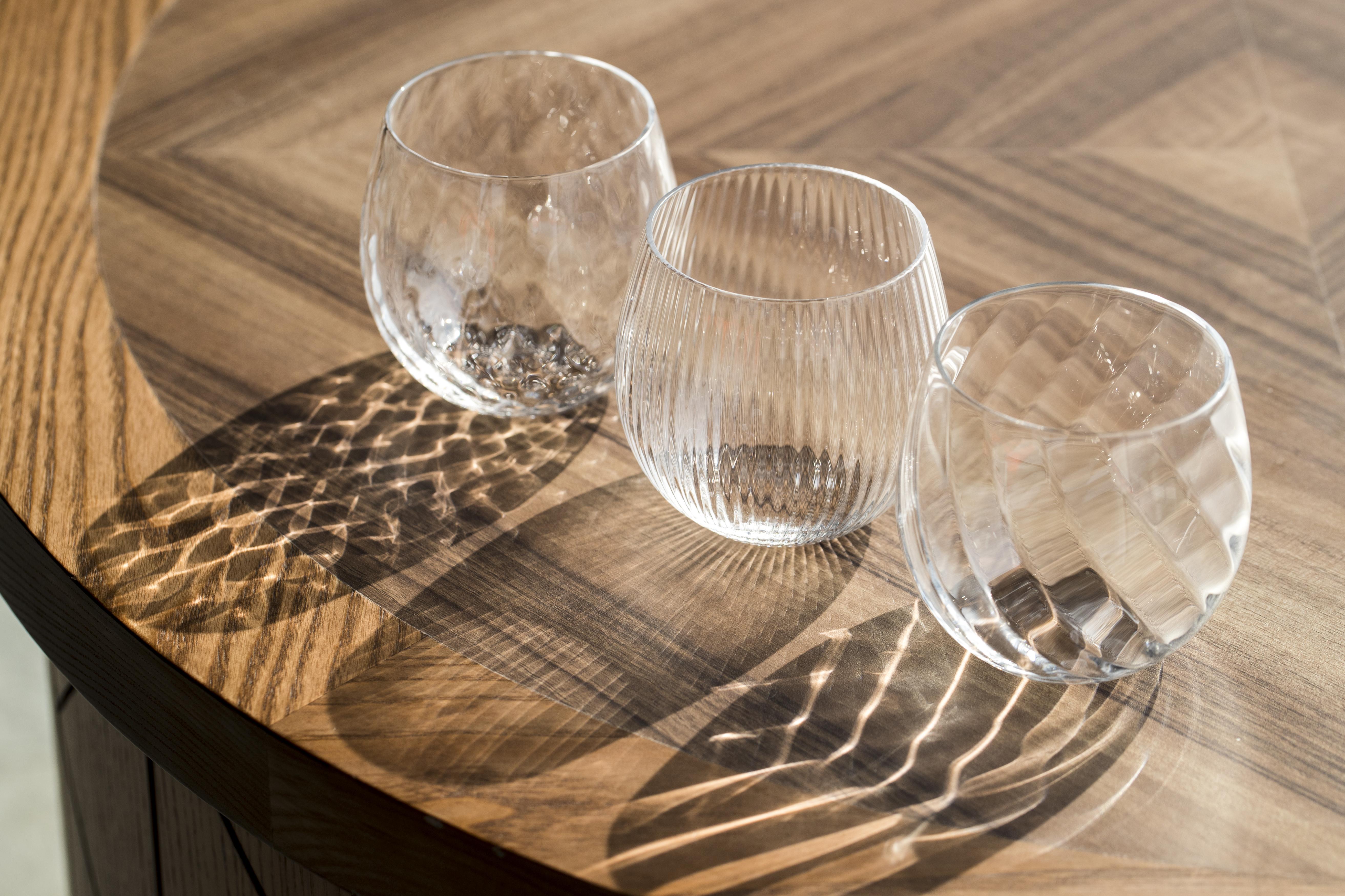 徳島県の結婚式場ブランアンジュのグラス