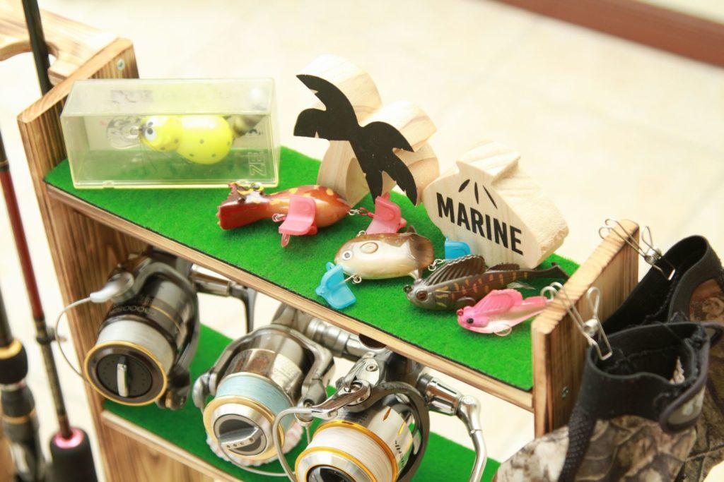 徳島市の結婚式場ブランアンジュでコーディネートする海をイメージしたウェルカムグッズ