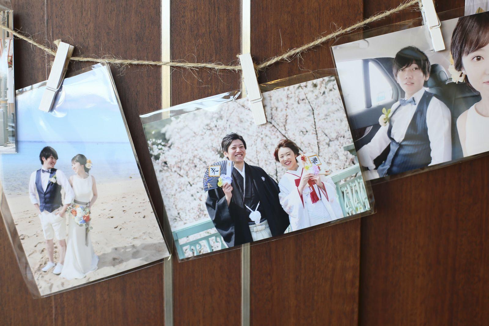 徳島市の結婚式場ブランアンジュで新婦新婦様の前撮りフォト